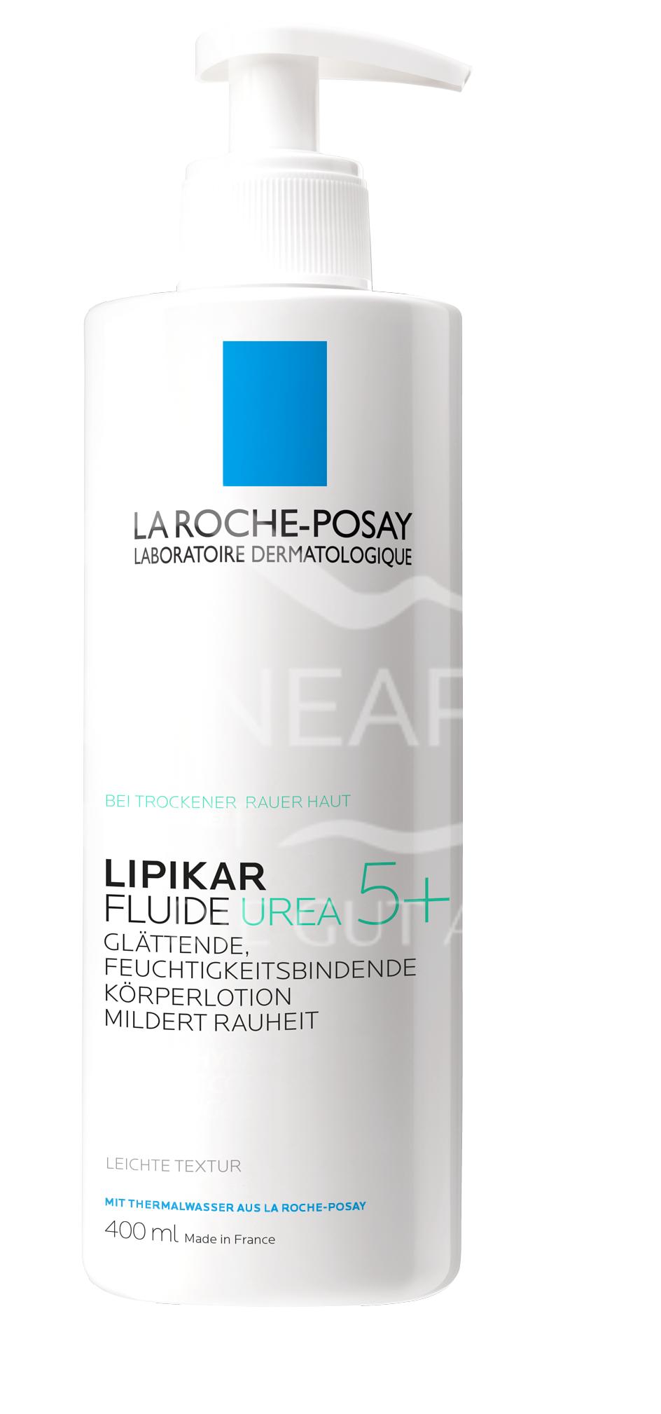 La Roche-Posay Lipikar Urea 5+ Fluide