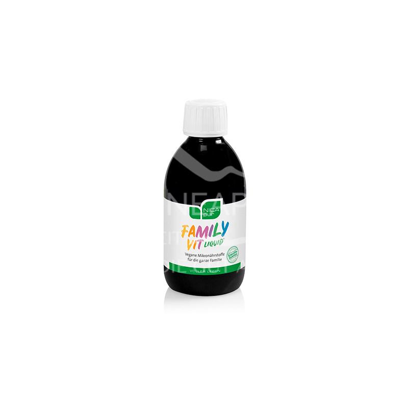 NICApur FamilyVit liquid® Saft