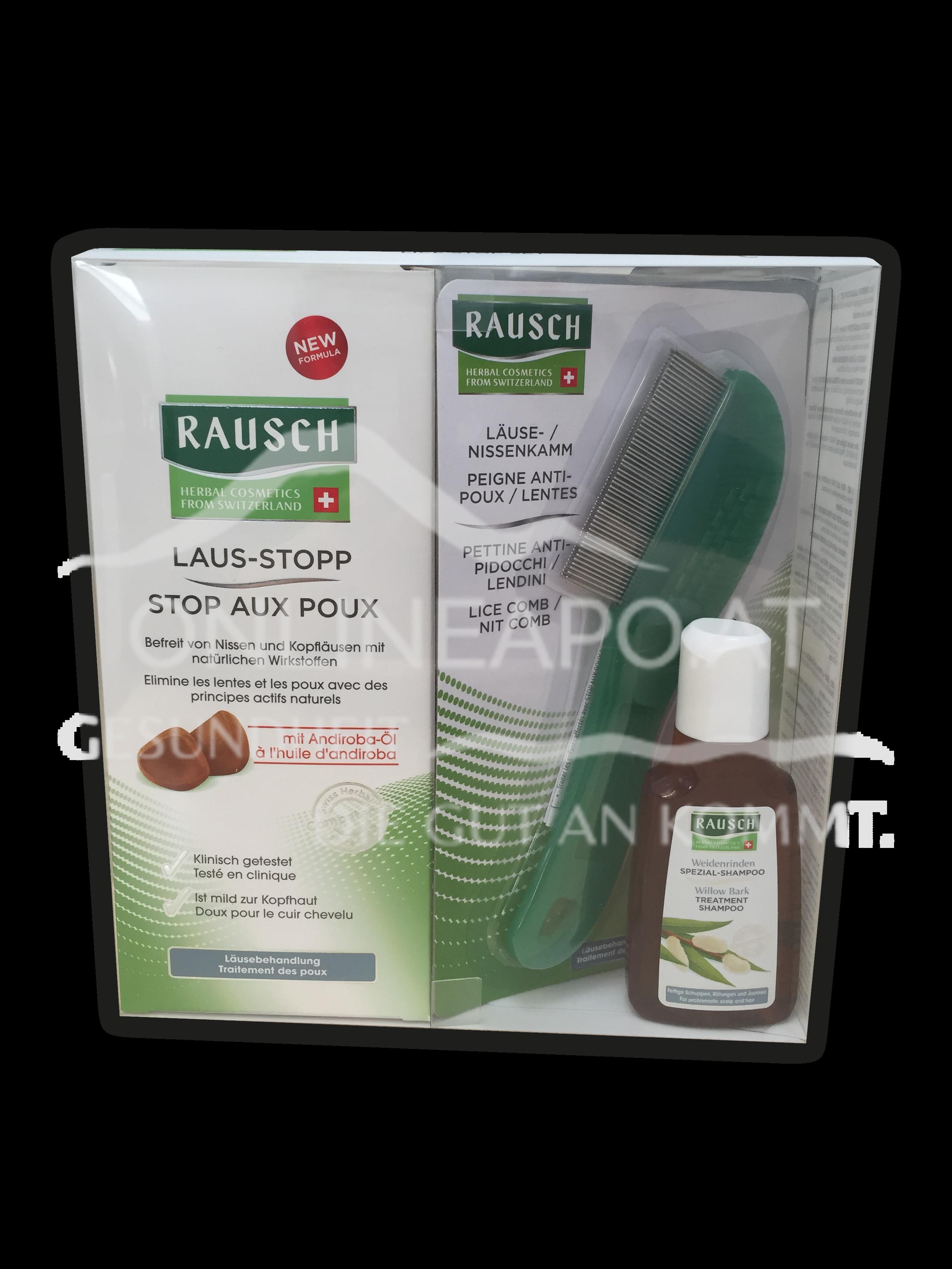 Rausch Laus-Stopp-Set