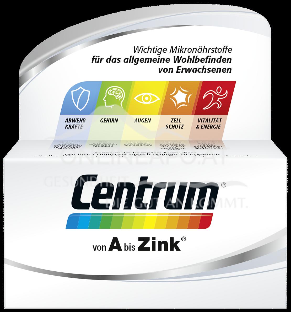 Centrum® Von A bis Zink Tabletten