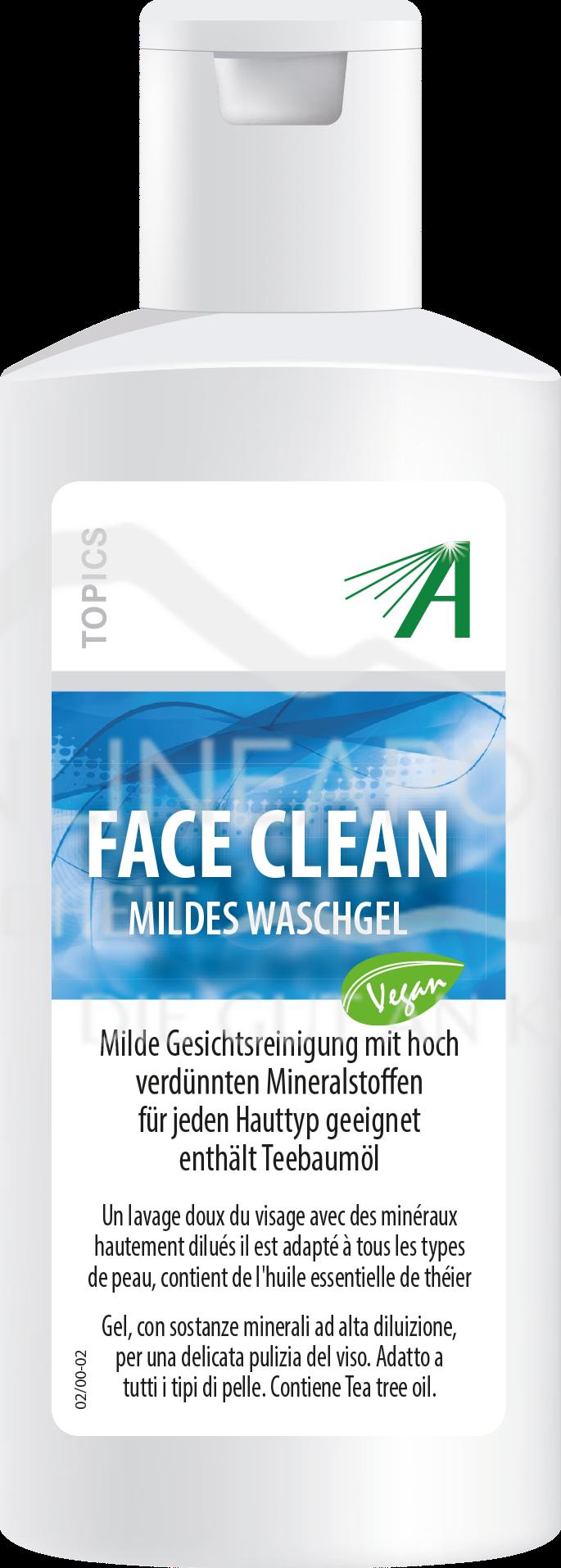 Adler Face Clean – Mildes Waschgel