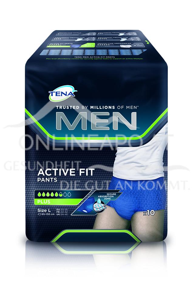 TENA MEN Active Fit Pants Größe L