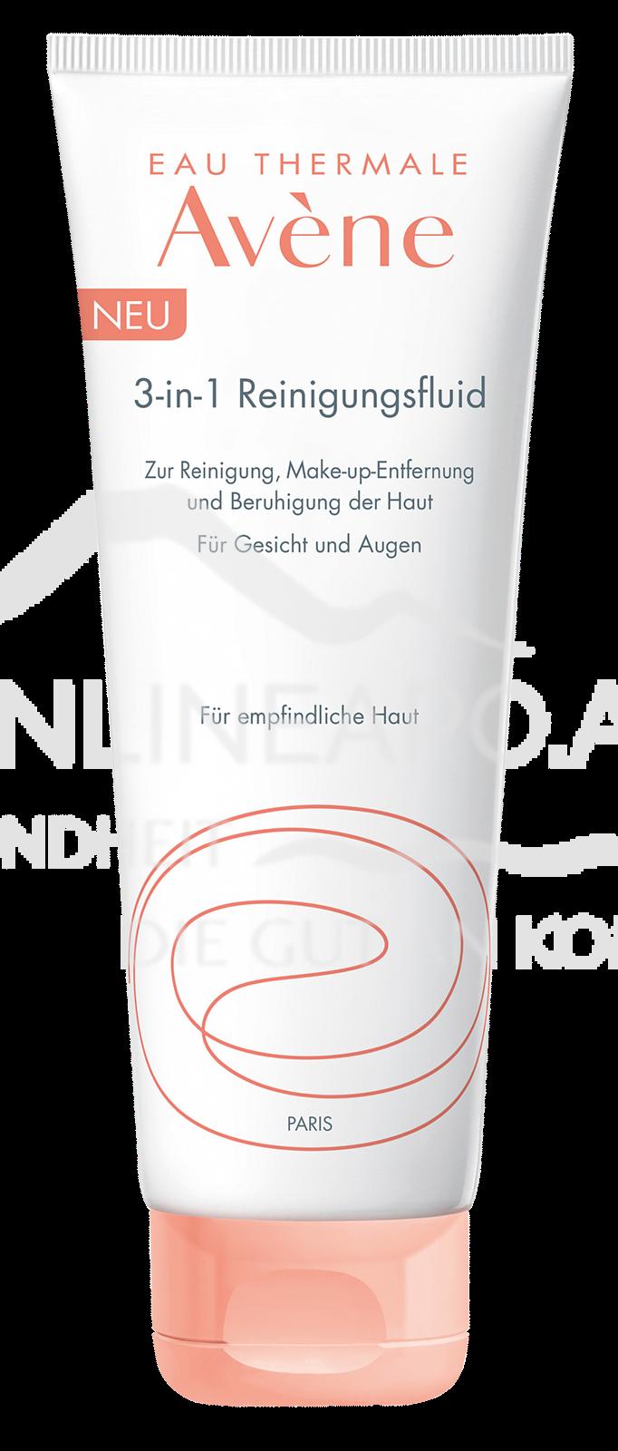 Avène 3-in-1 Reinigungsfluid