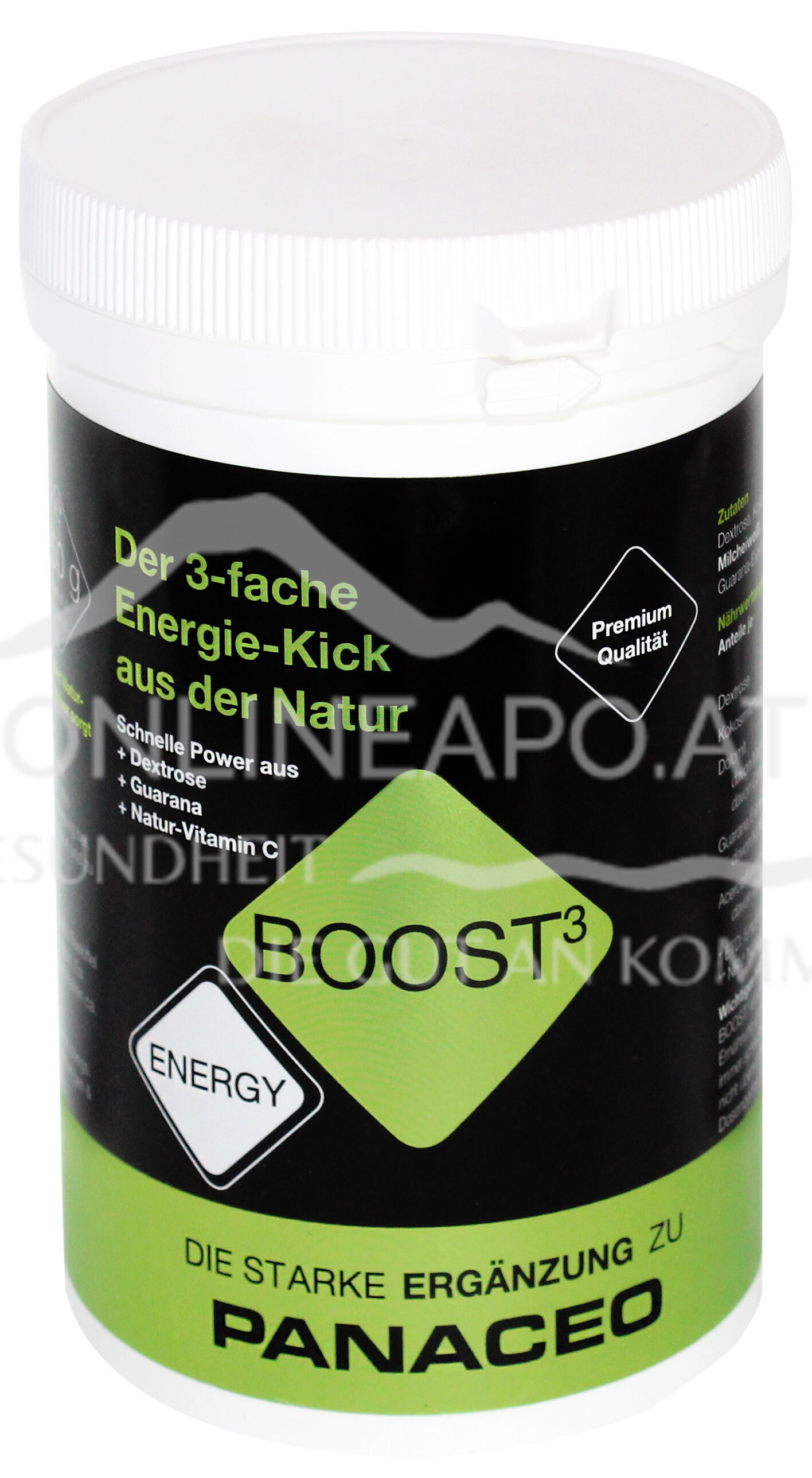 PANACEO ENERGY BOOST³
