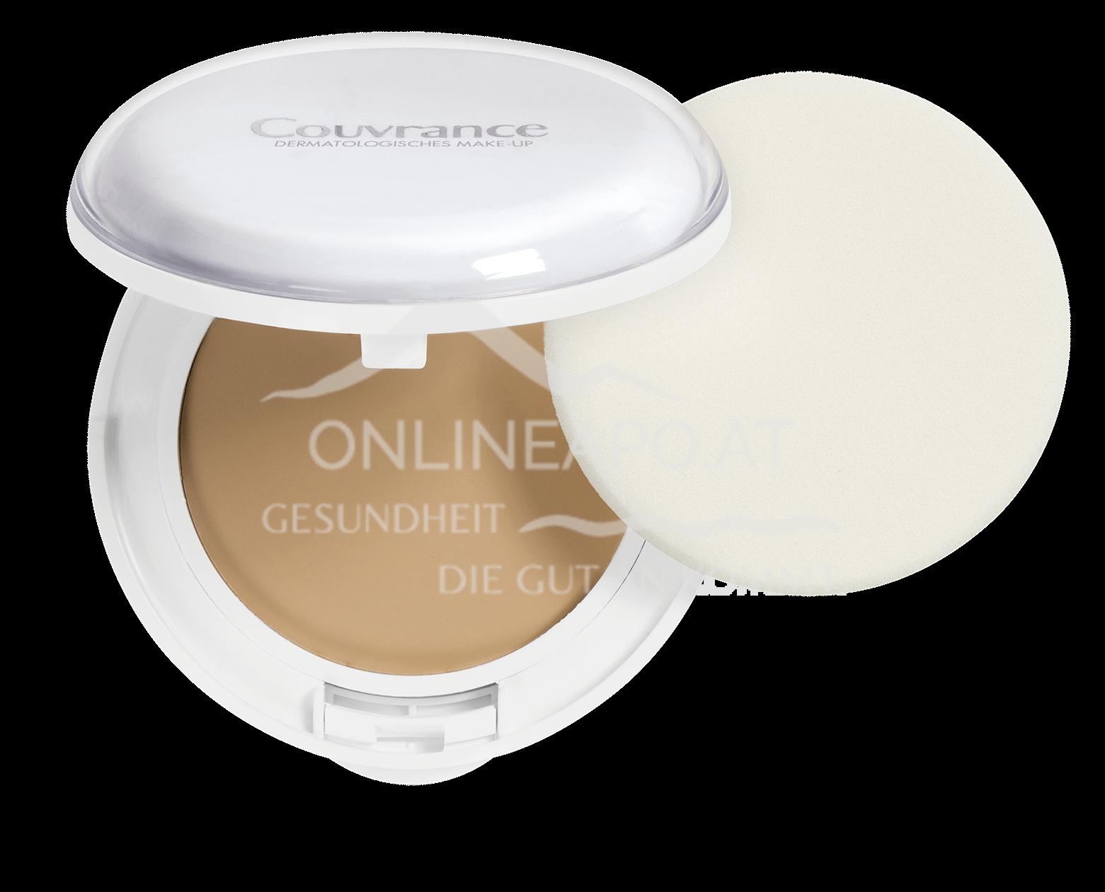 Avène Couvrance Kompakt Creme-Make-up Reichhaltig Naturel