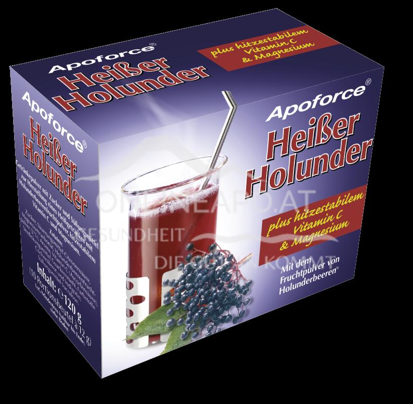Apoforce® Heißer Holunder