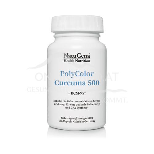 NatuGena Polycolor Curcuma 500