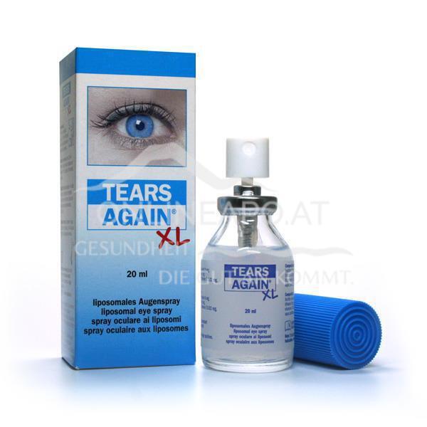 Tears Again XL Augenspray 20ml