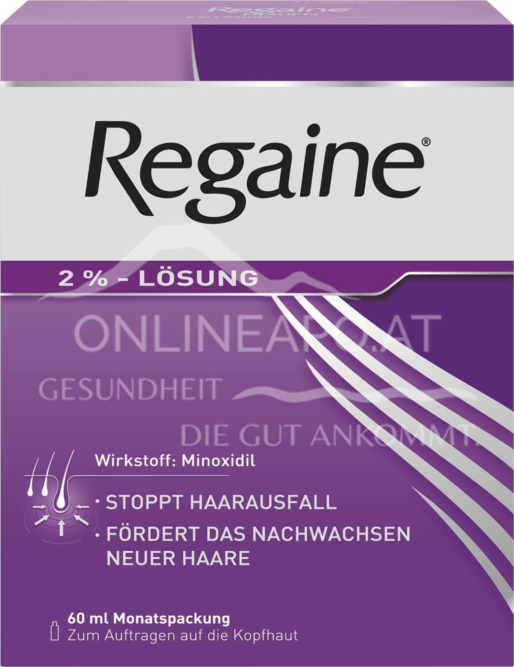 REGAINE® Frauen 2% Lösung
