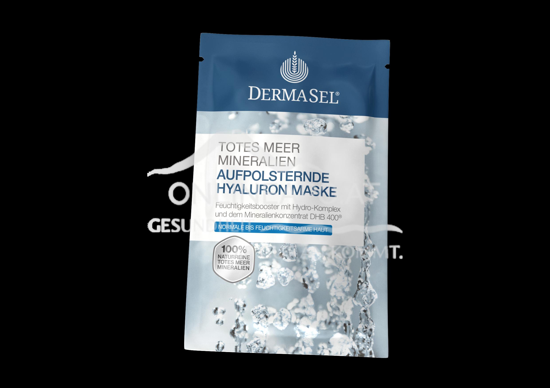Fette Dermasel Maske Hyaluron