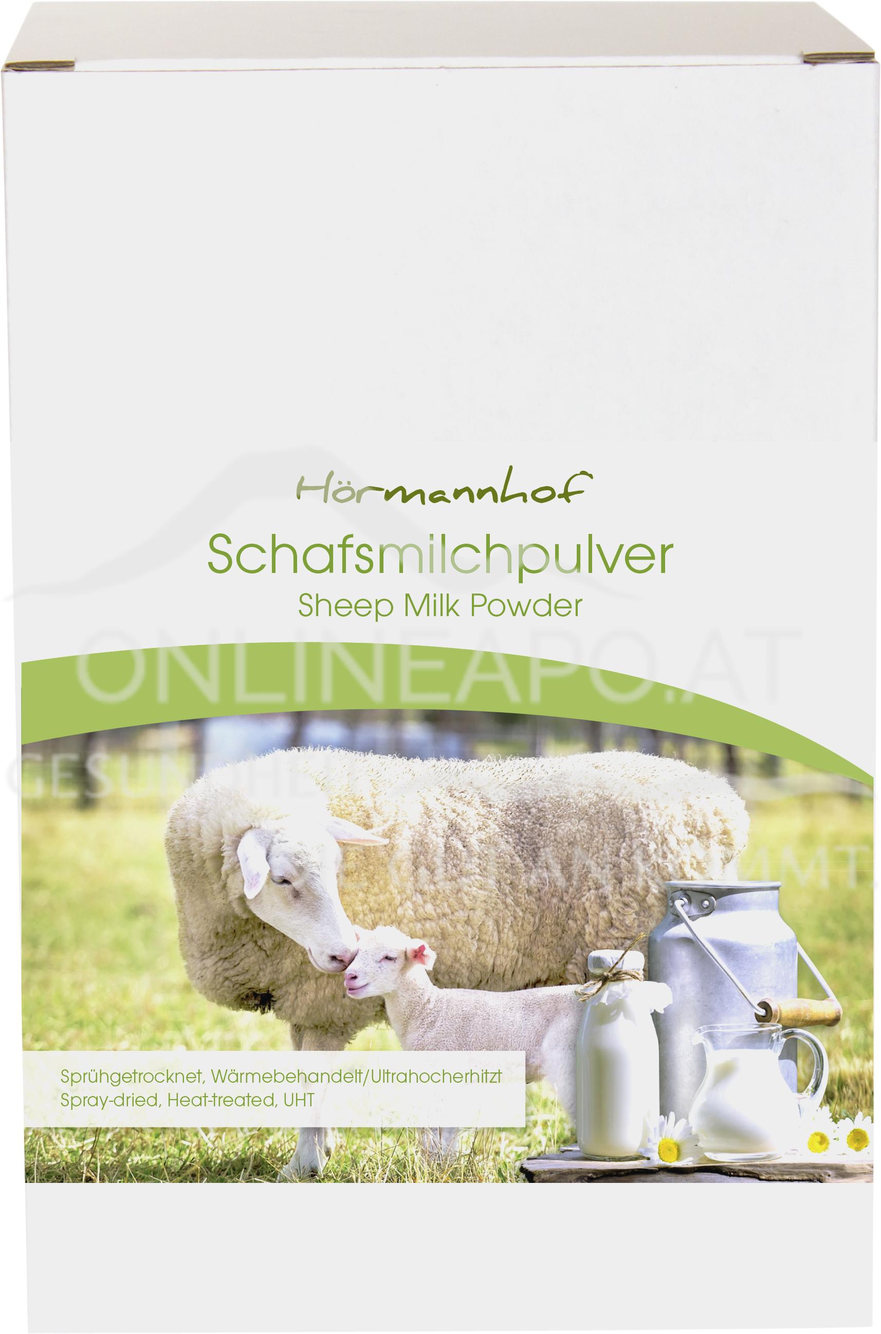 medesign Schafsvollmilchpulver