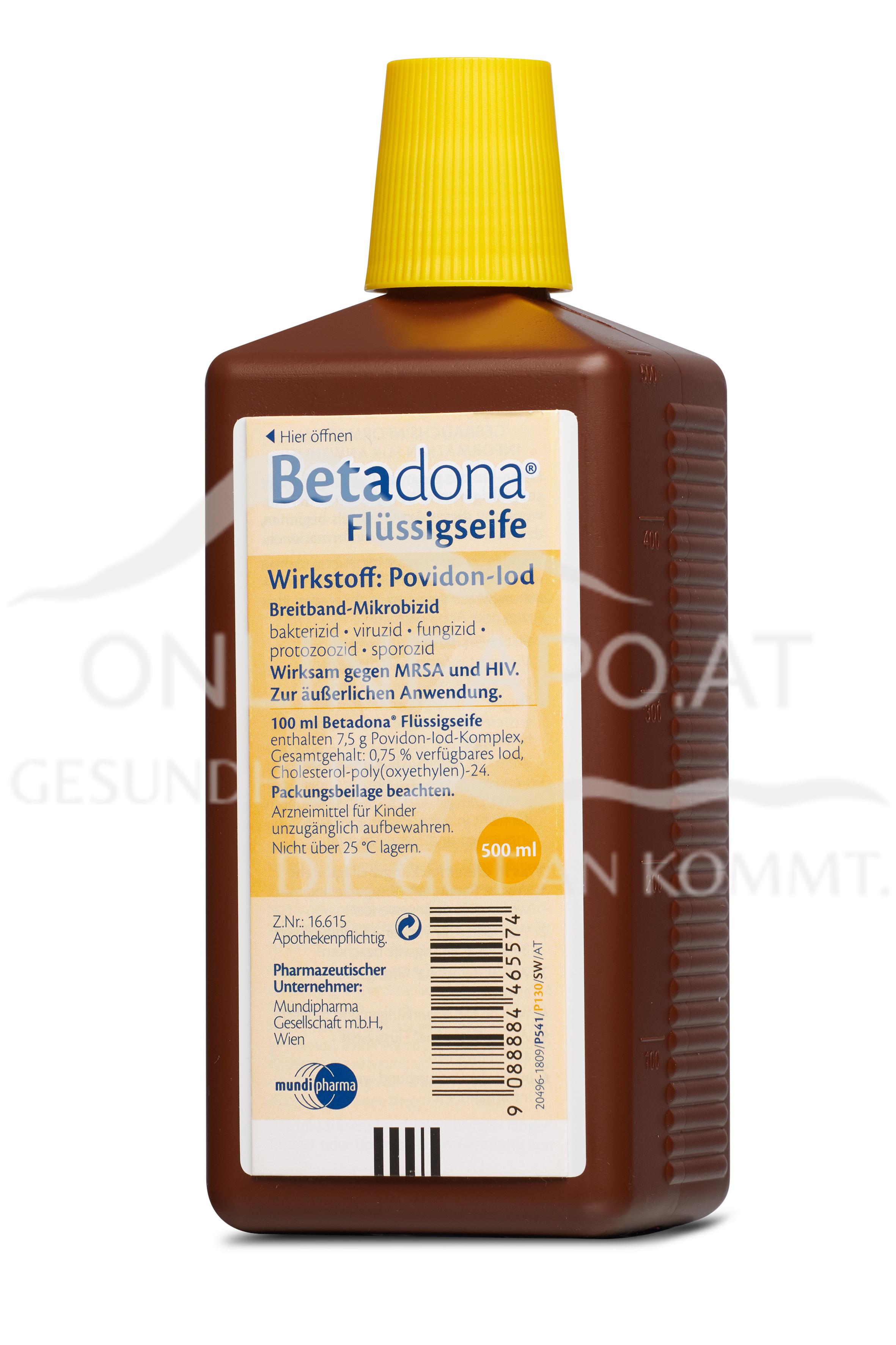 Betadona® Flüssigseife
