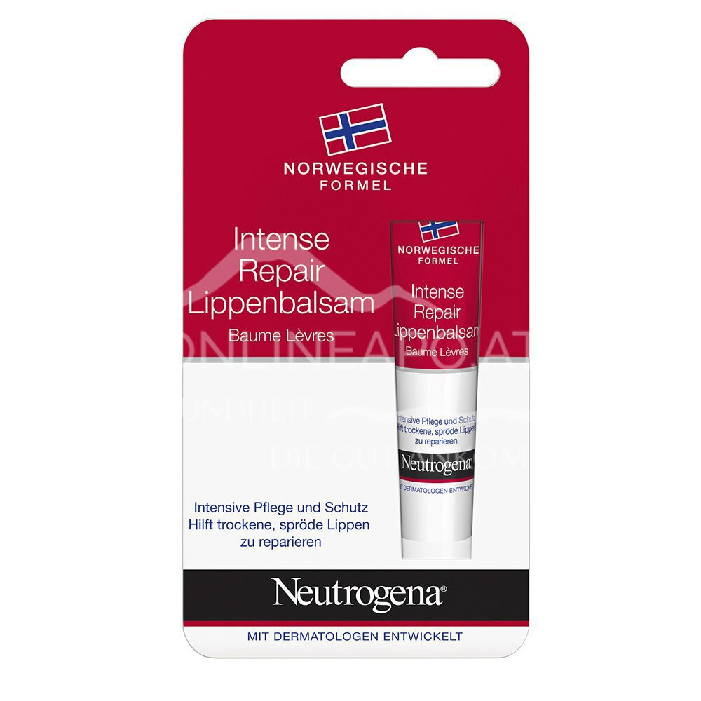Neutrogena Intense Repair Lippenbalsam