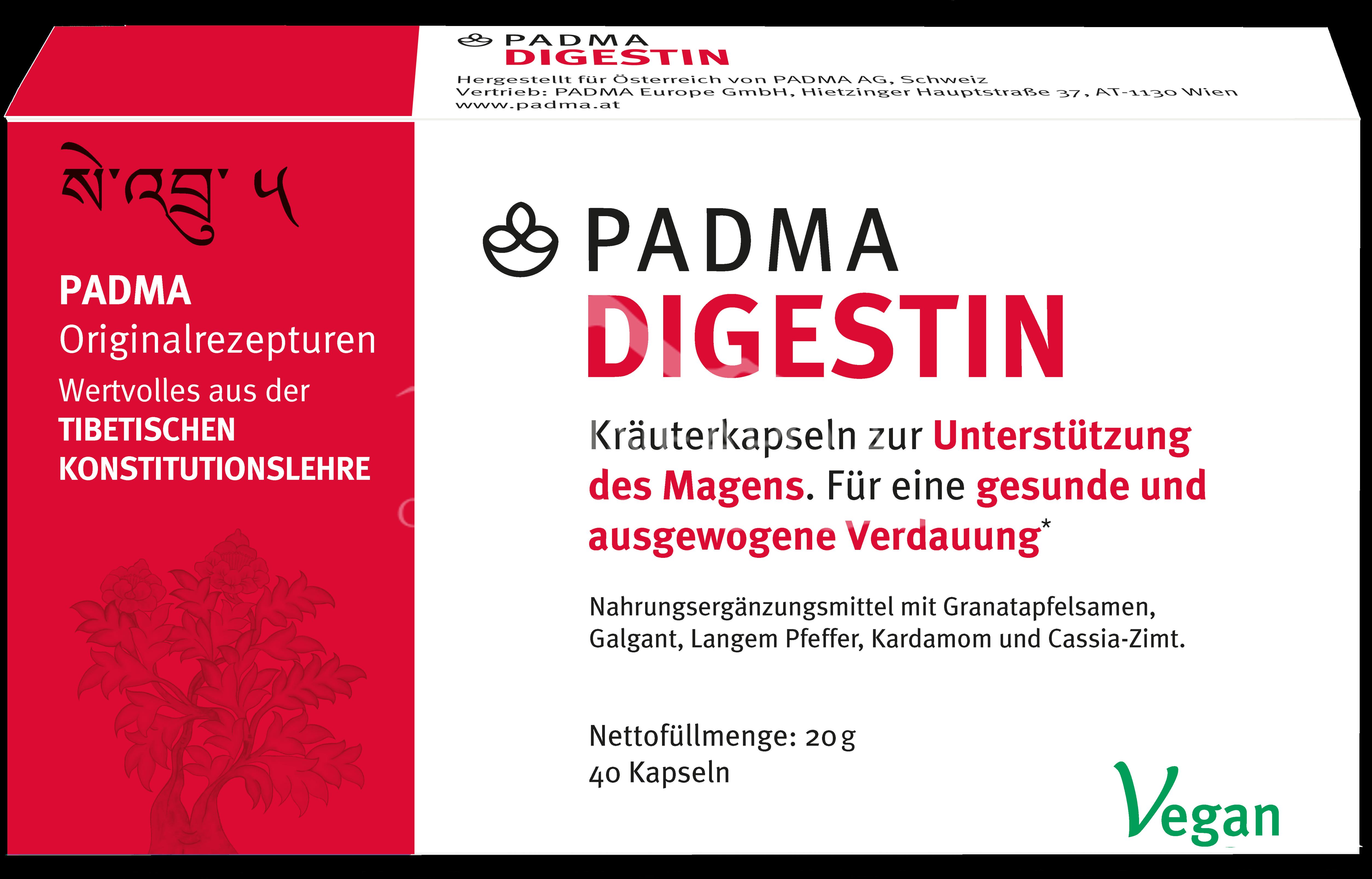 PADMA Digestin