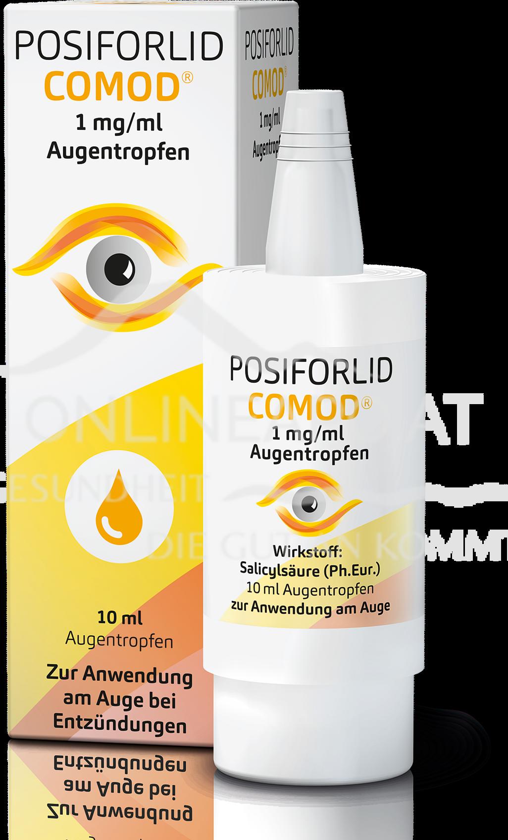 POSIFORLID COMOD® Augentropfen