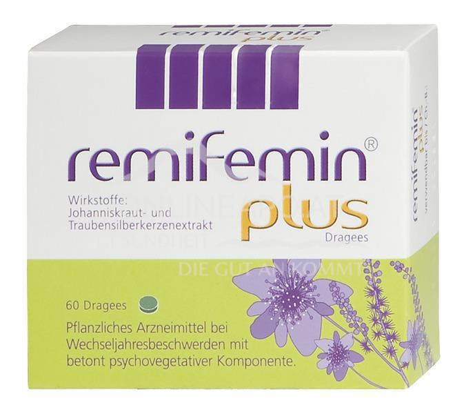 Remifemin® plus Dragees