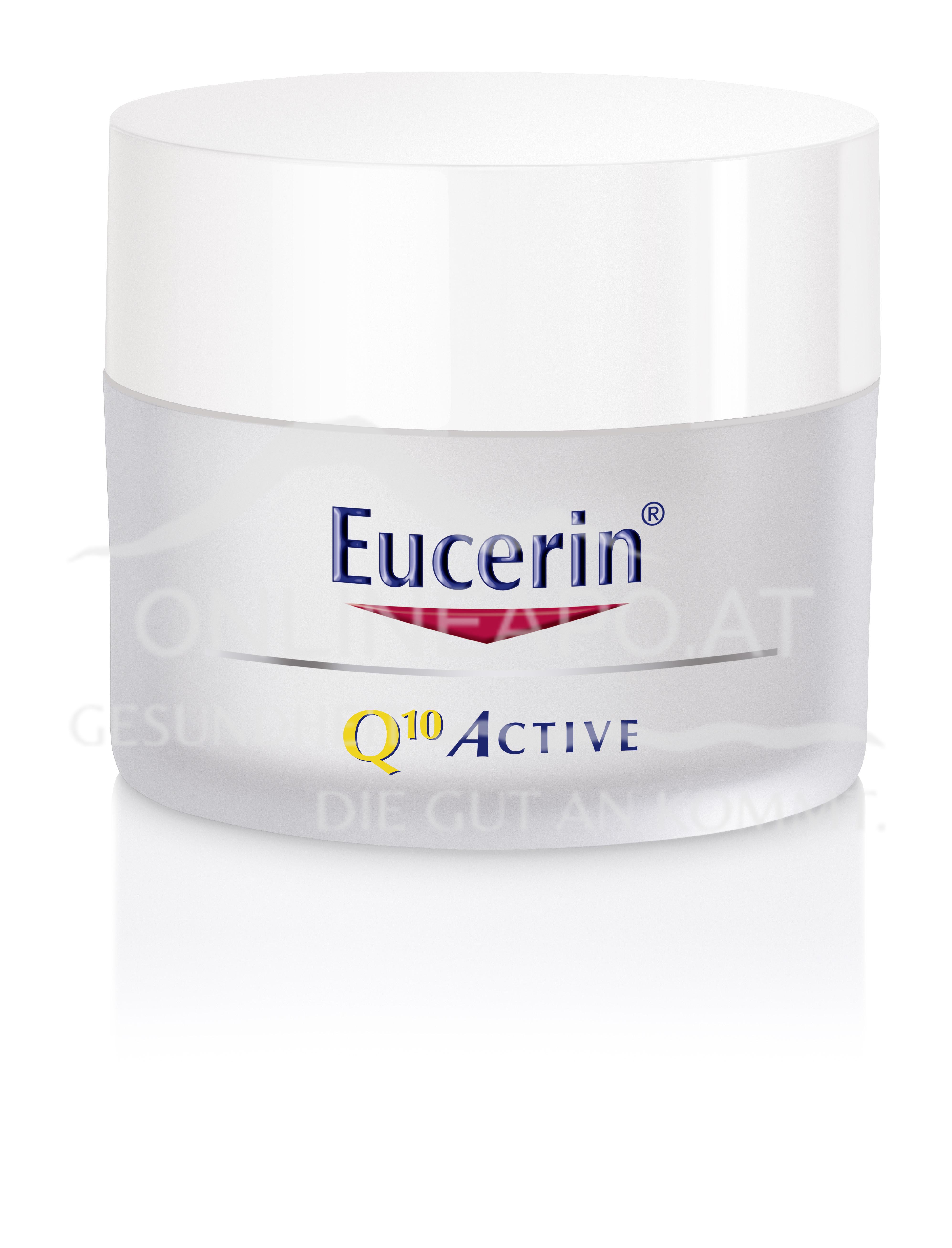 Eucerin Q10 ACTIVE Tagespflege für trockene Haut