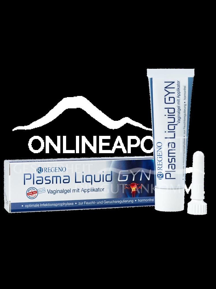 Plasma Liquid GYN Vaginalgel