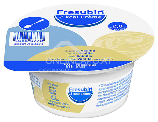Fresubin® 2 kcal Crème Vanille