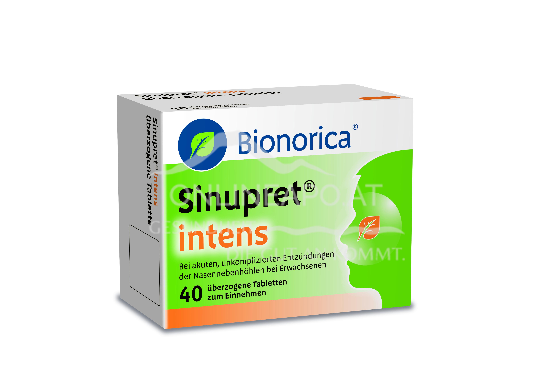 Sinupret® intense Tabletten