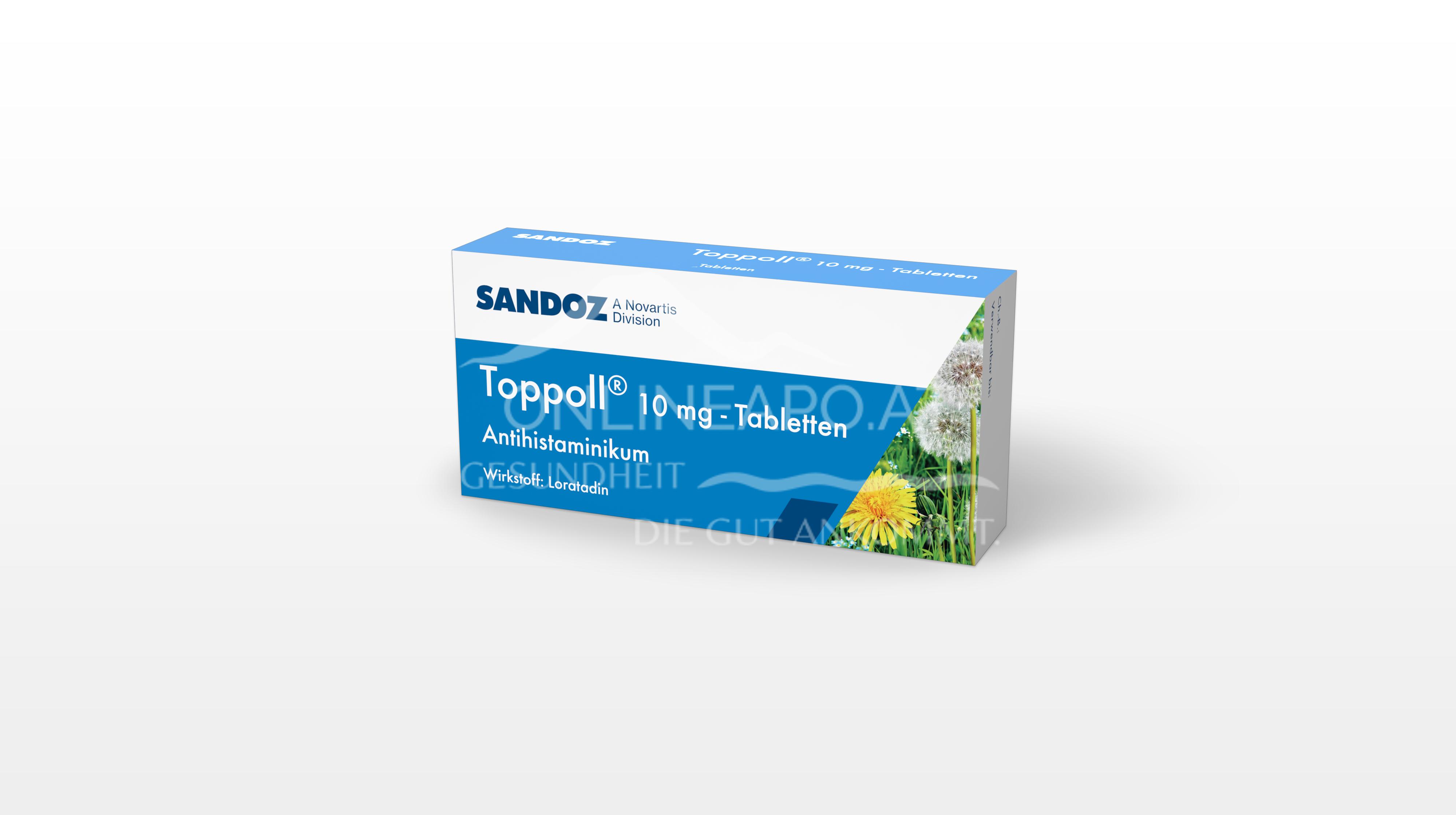 Toppoll® 10mg Tabletten