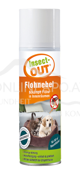 Insect Out Flohnebel