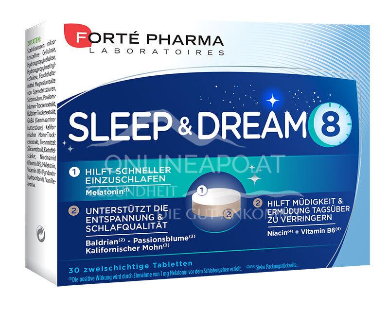 FORTÉ PHARMA Sleep & Dream Tabletten