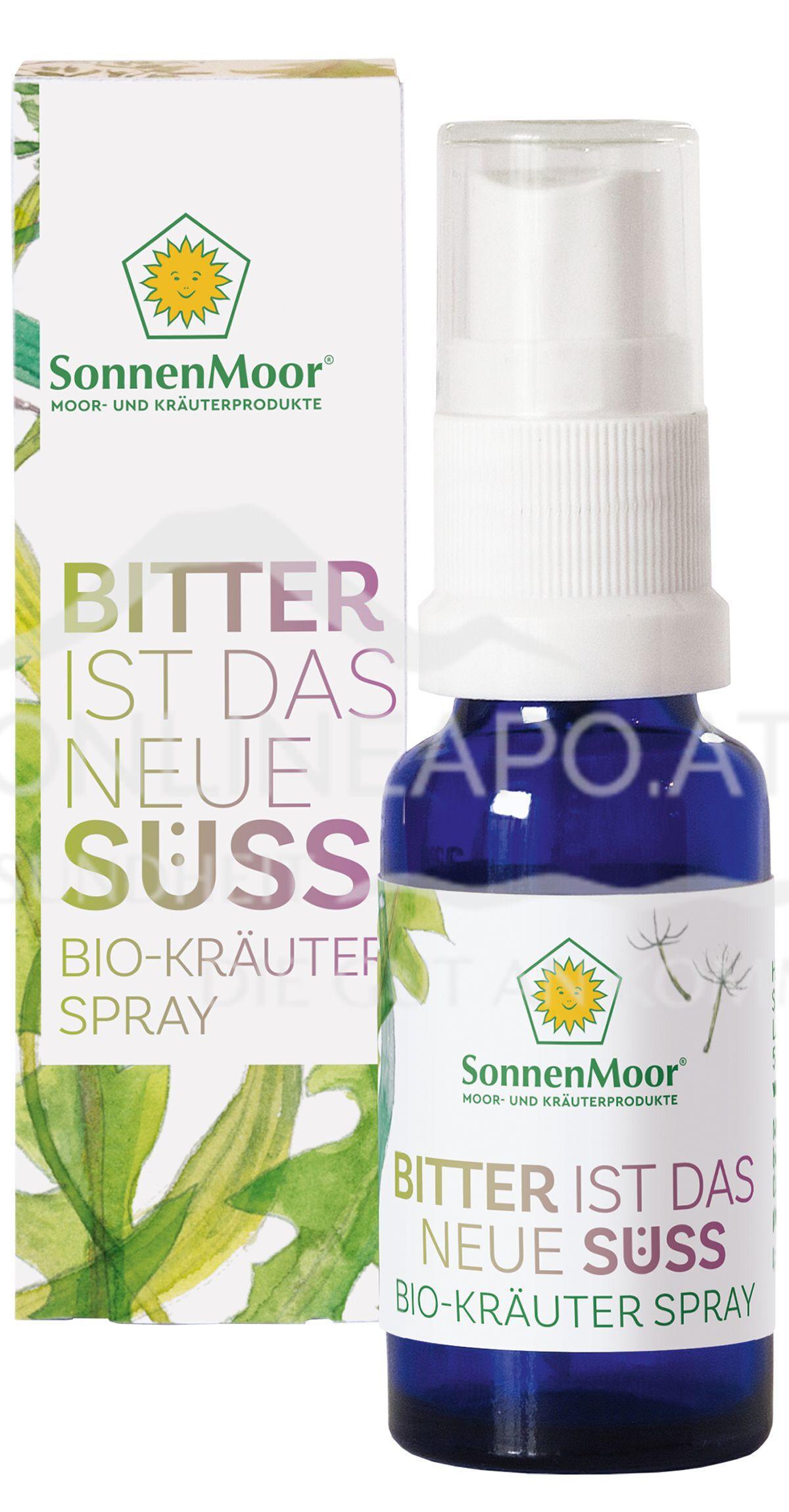SonnenMoor Bio-Kräuter-Spray