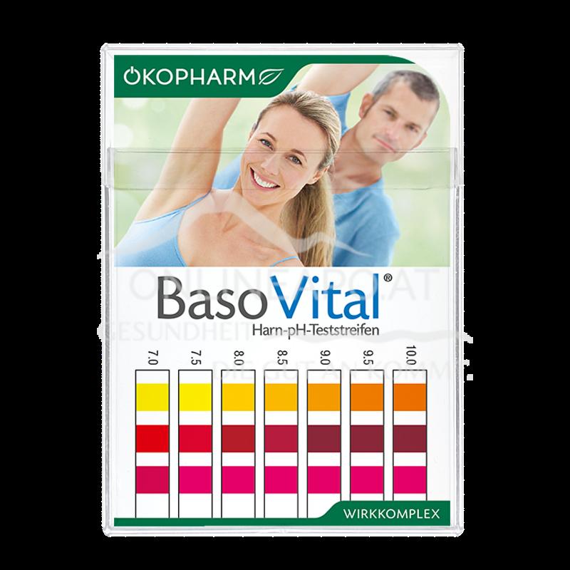 Ökopharm BasoVital® pH-Teststreifen