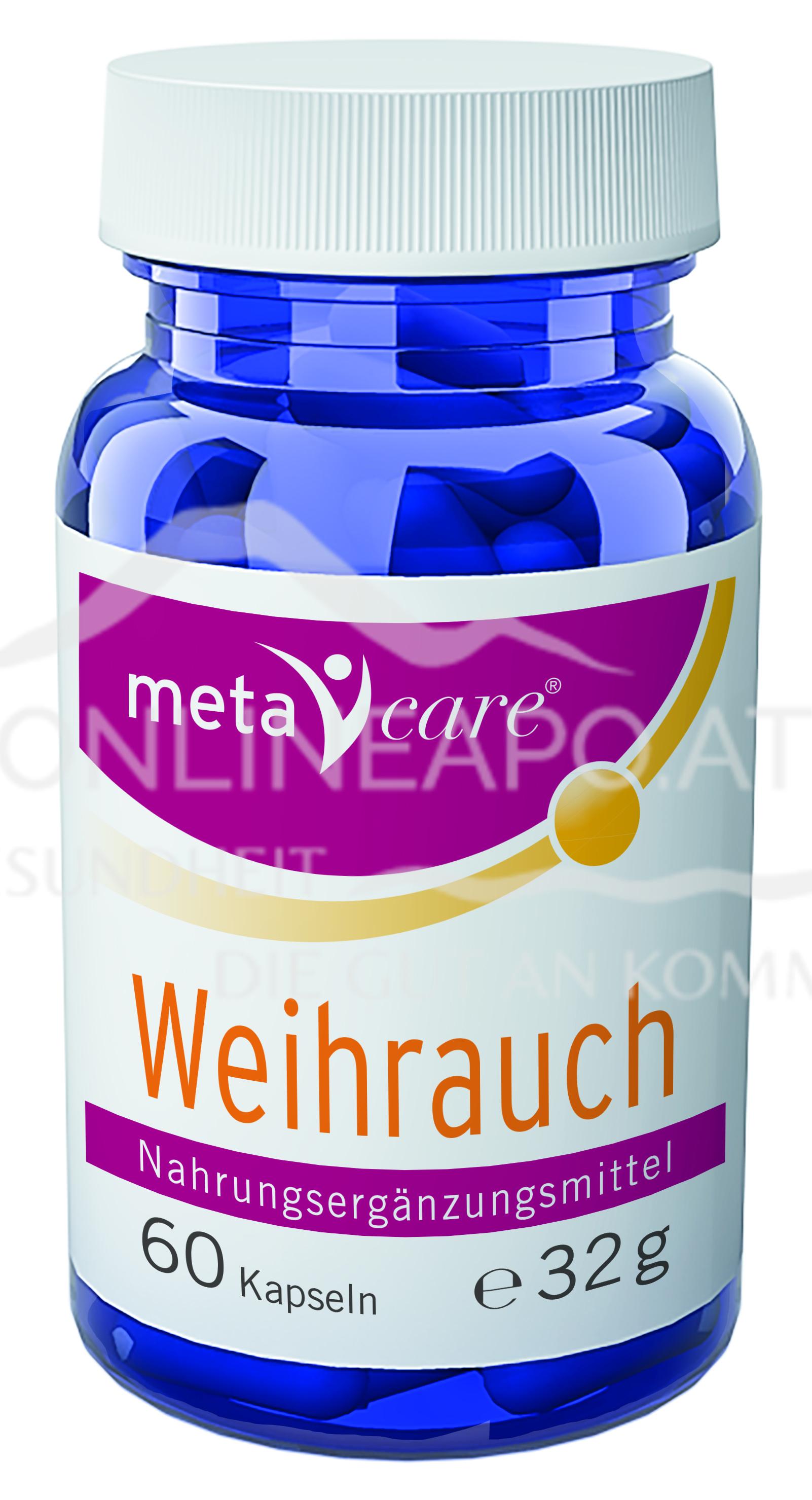 metacare® Weihrauch