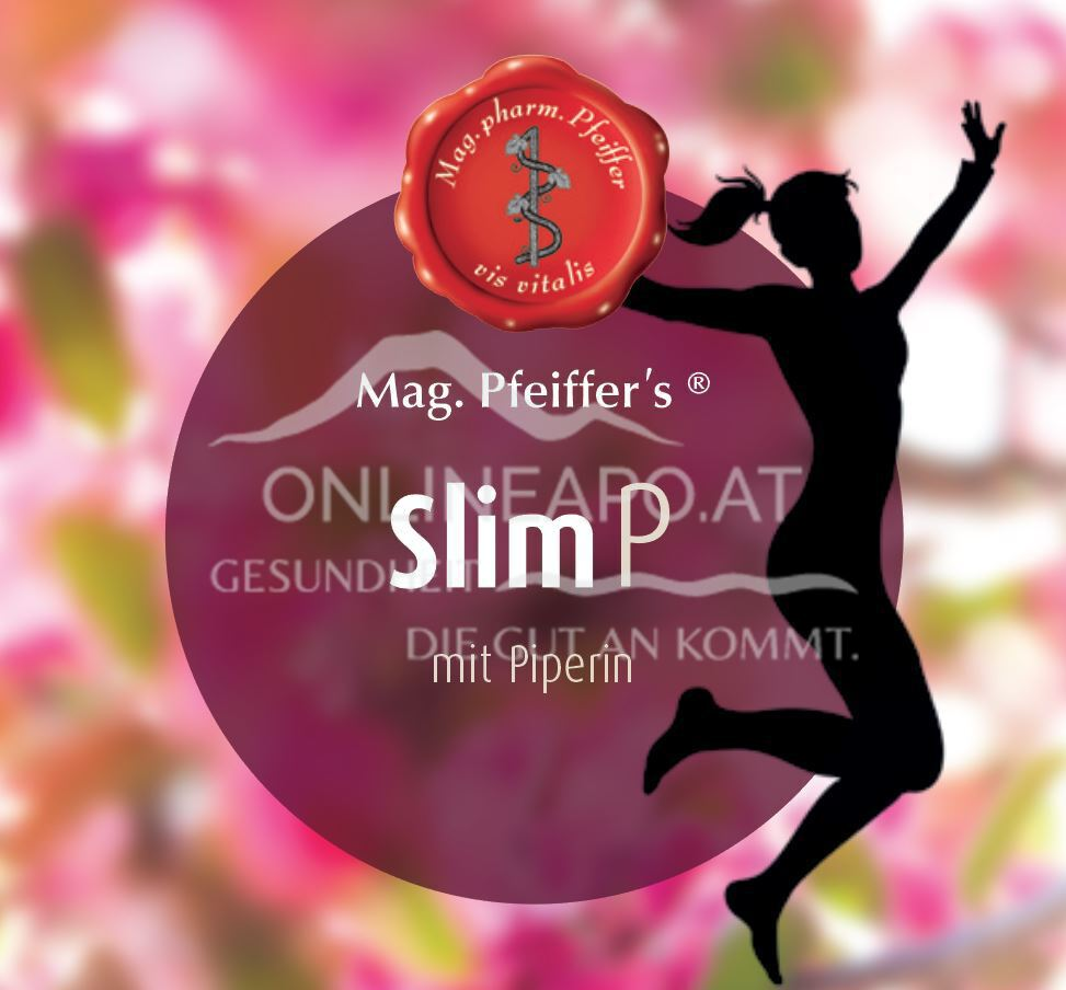 Mag. Pfeiffer's® Slim P