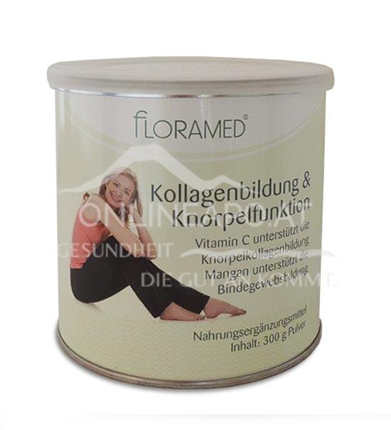 Floramed Kollagenbildung & Knorpelfunktion Pulver