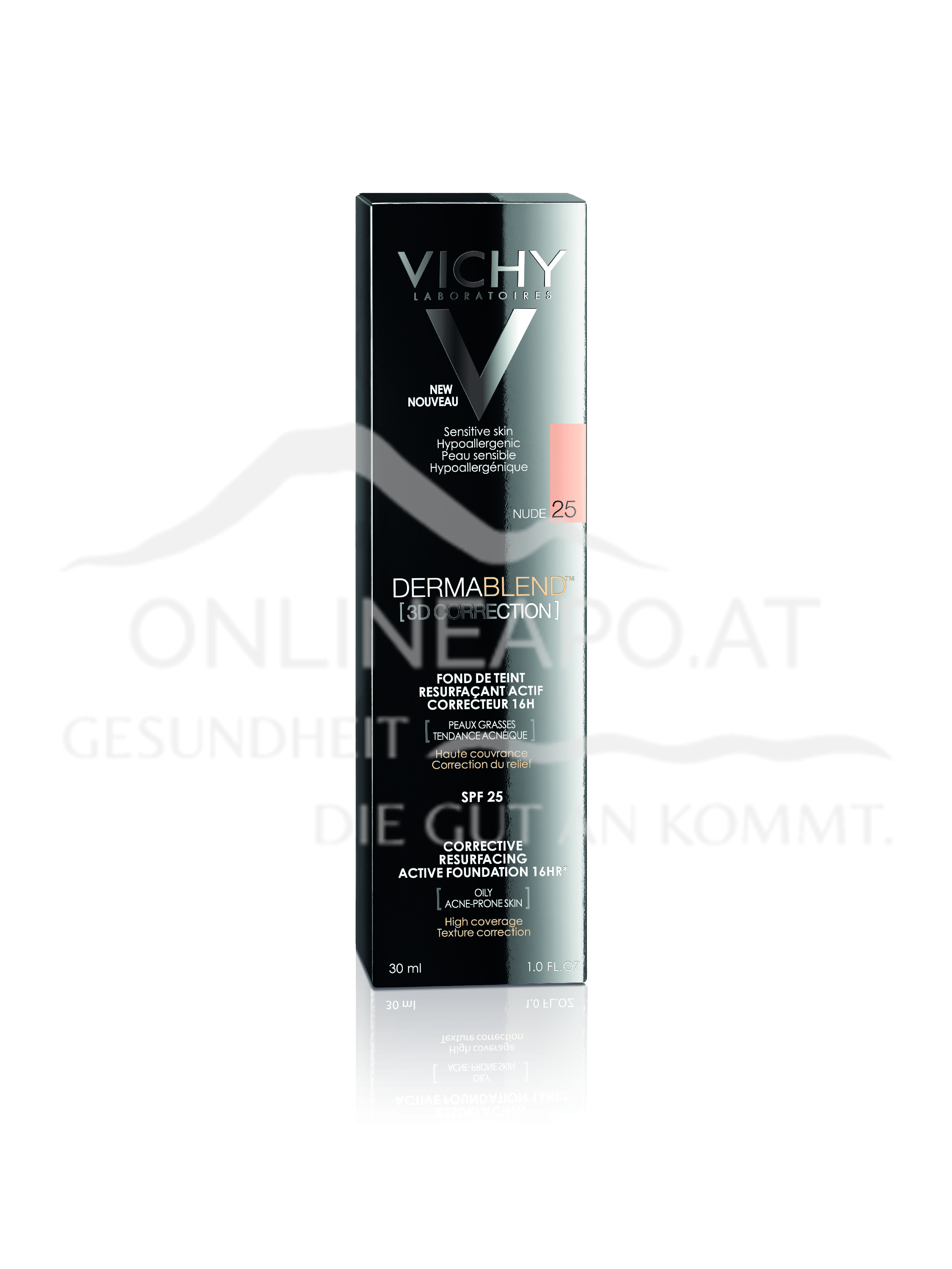 VICHY Dermablend 3D Make-Up 25 - Nude