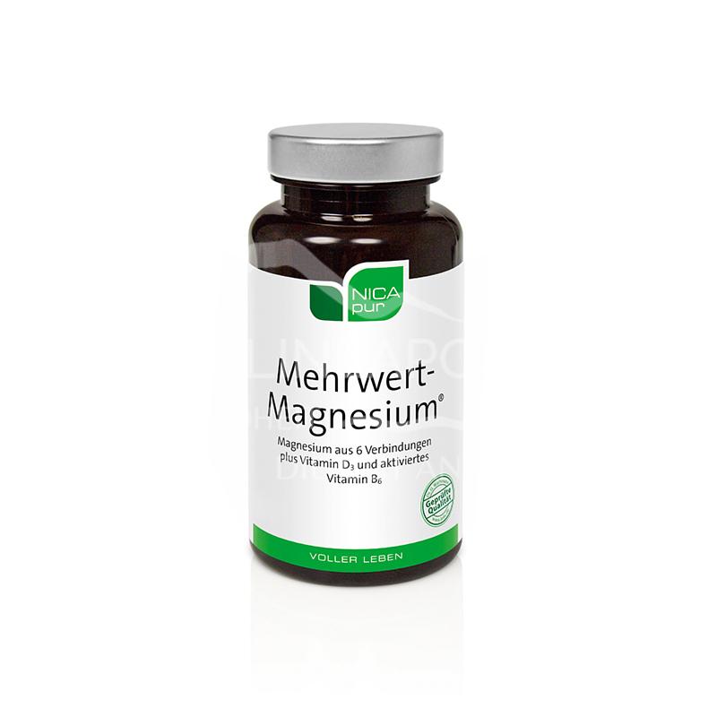 NICApur Mehrwert-Magnesium® Kapseln
