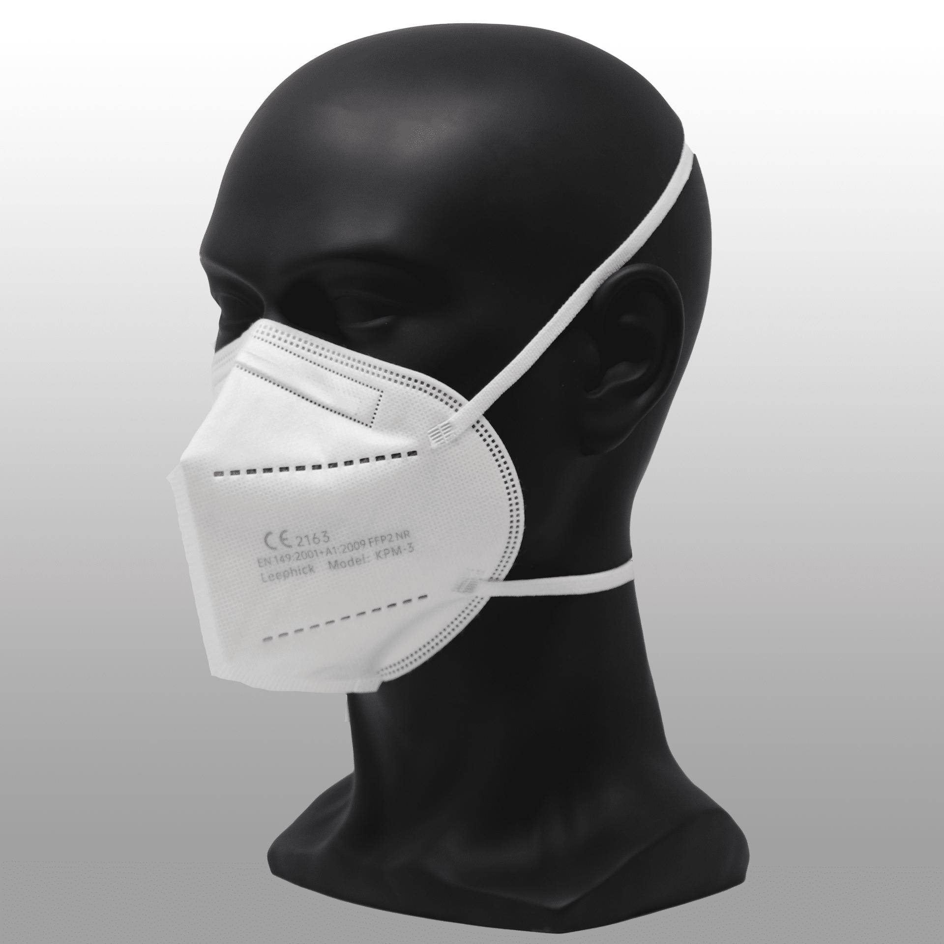 Atemschutzmaske FFP2 (5-lagig) ohne Ventil
