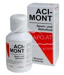Acimont Sport- und Aktivfluid