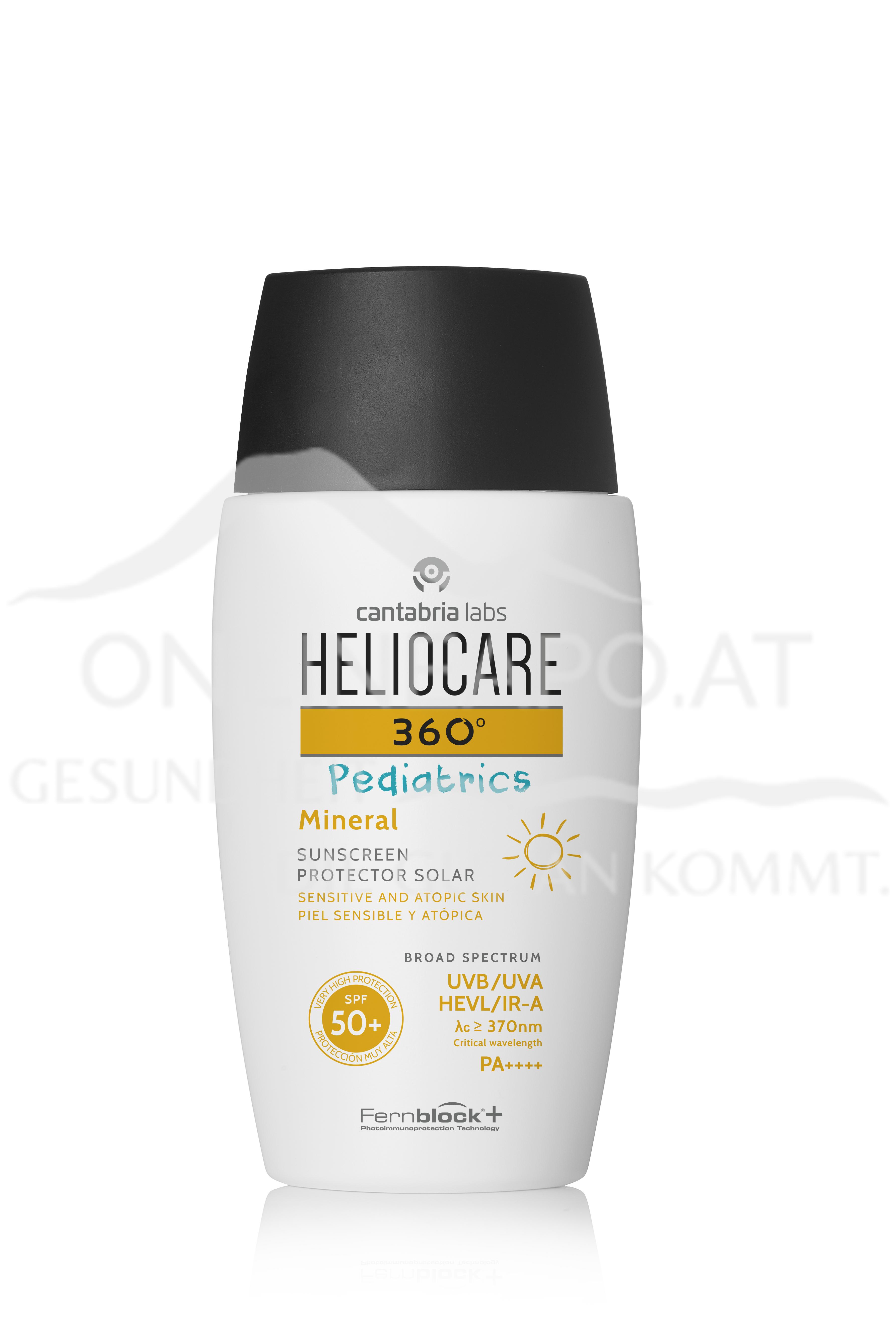 Heliocare 360° Pediatrics Mineral SPF 50+