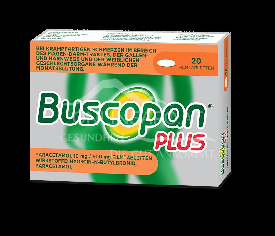 Buscopan® PLUS
