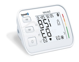 BEU BM 57 Bluetooth-Oberarm-Blutdruckmesser 658.22