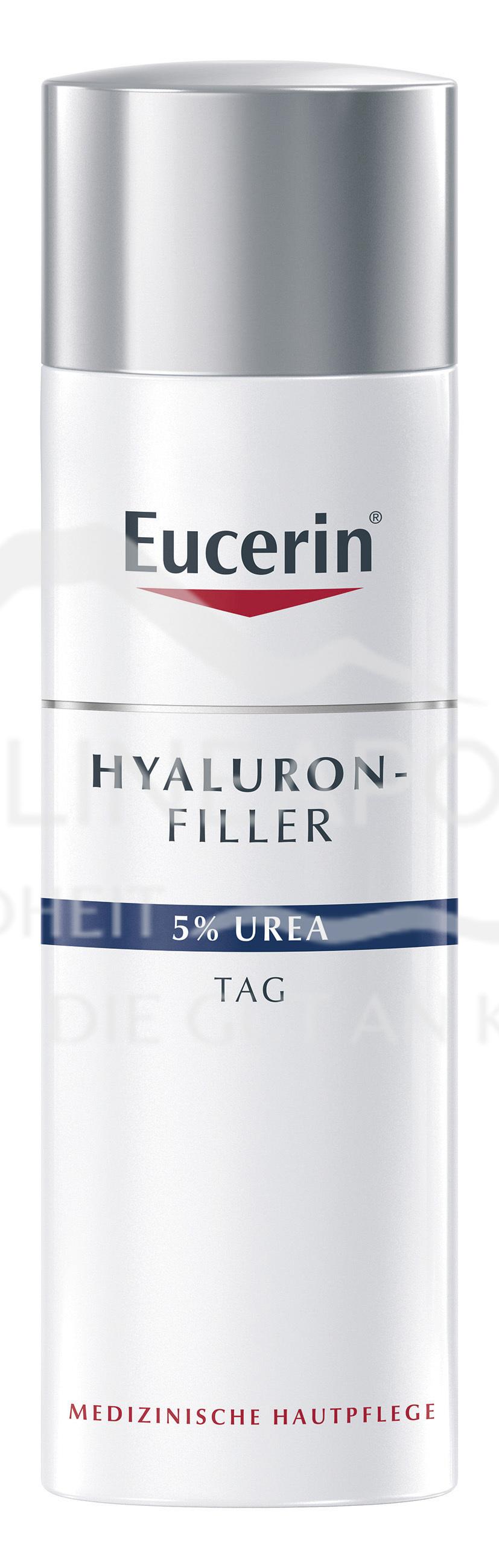 Eucerin Hyal-Urea ANTI-FALTEN Tagespflege