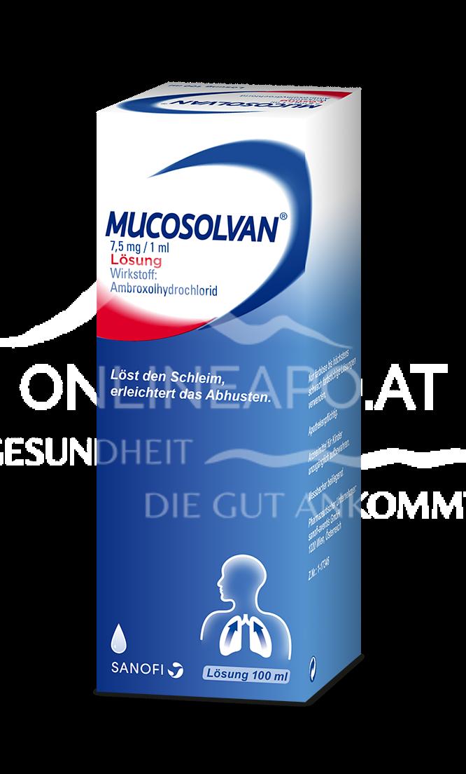 Mucosolvan® Lösung