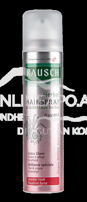 Rausch Herbal Hairspray starker Halt Aerosol