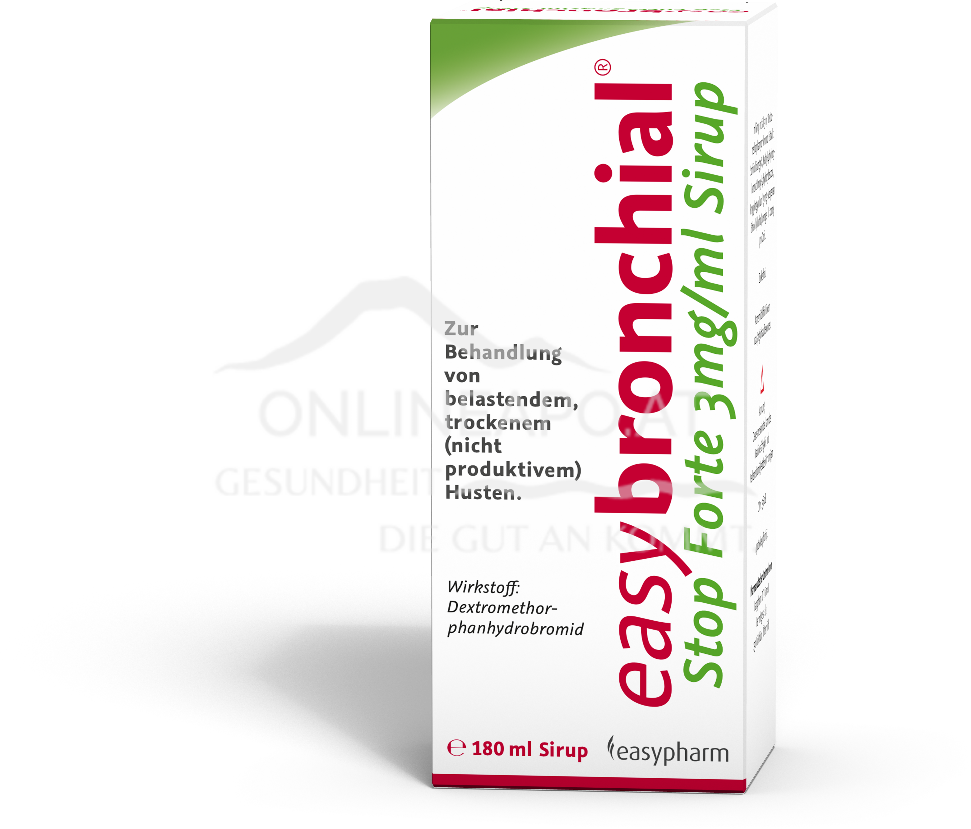 easybronchial stop forte 3 mg/ml Sirup