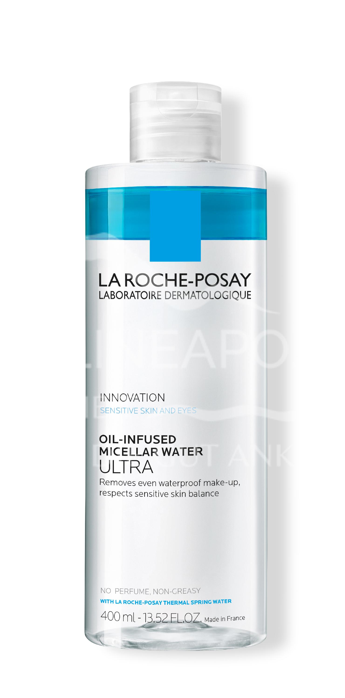 La Roche-Posay Oil-Infused Mizellenreinigung
