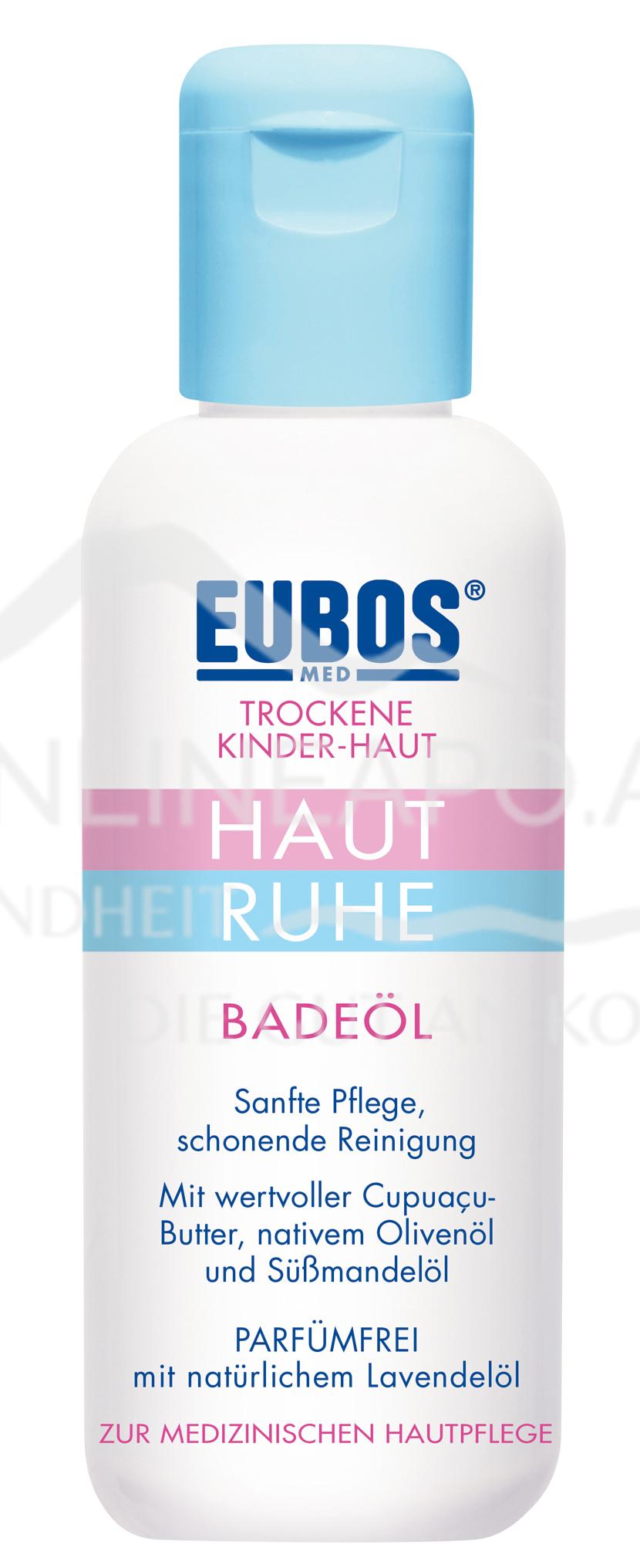 Eubos HAUT RUHE BADEÖL