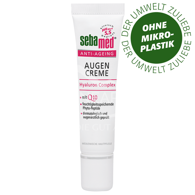 Sebamed Anti-Ageing Augencreme 15ml