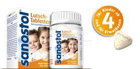 Sanostol® Lutsch-Tabletten Multi-Vitamine plus Calcium