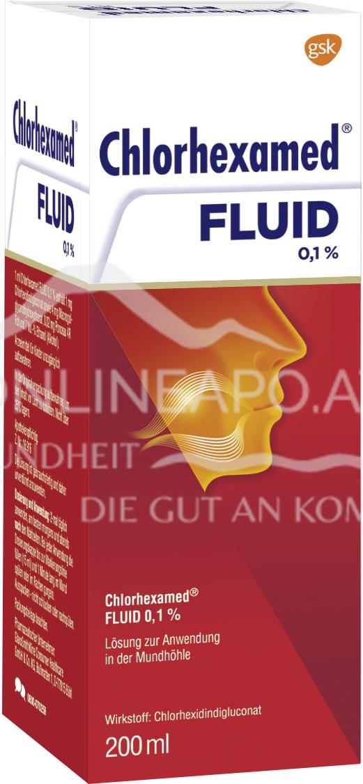 Chlorhexamed® Fluid 0,1%