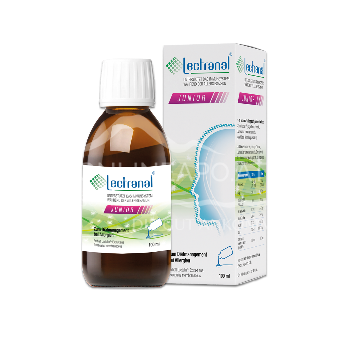 Lectranal® Allergiesaft junior