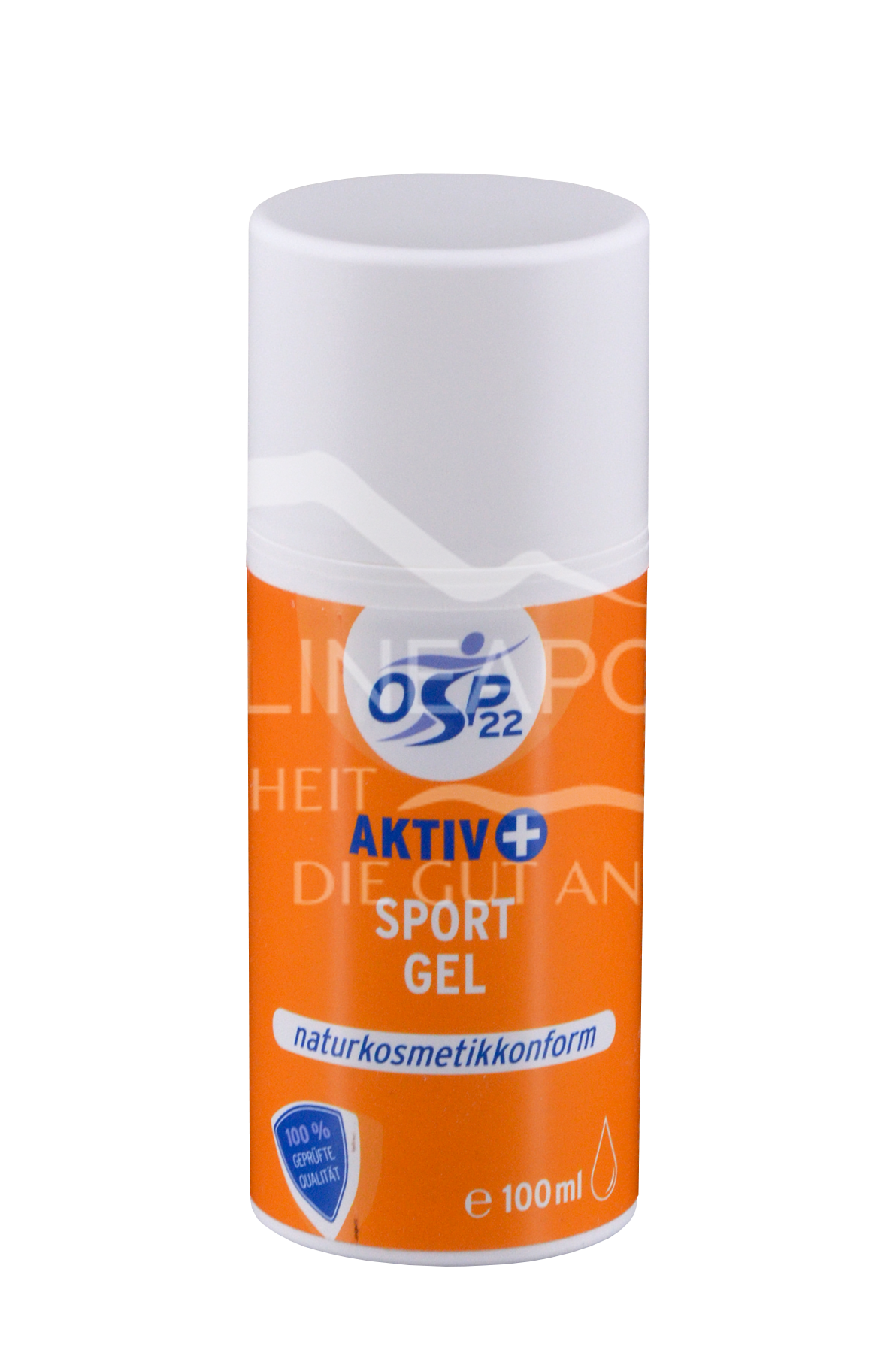 OSP22 Aktiv+ Sport Gel